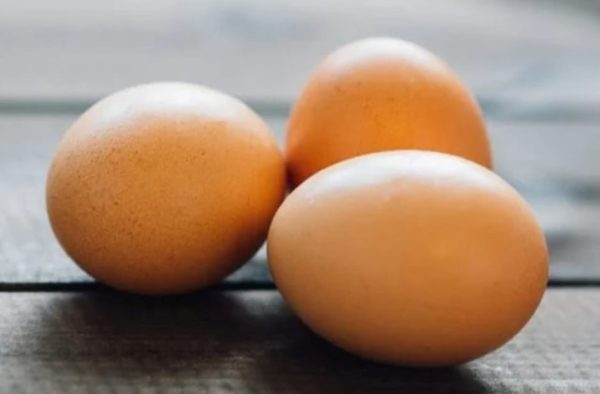 Egg fra bortskjemte høner